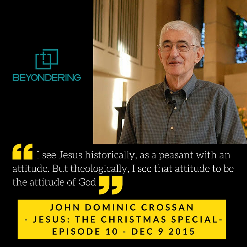 Episode 10 – Jesus: The Christmas special