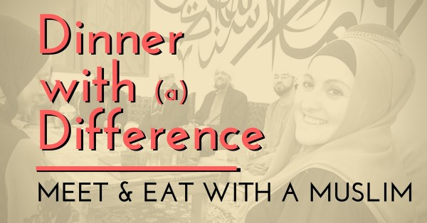 Dinner with (a) difference2-2