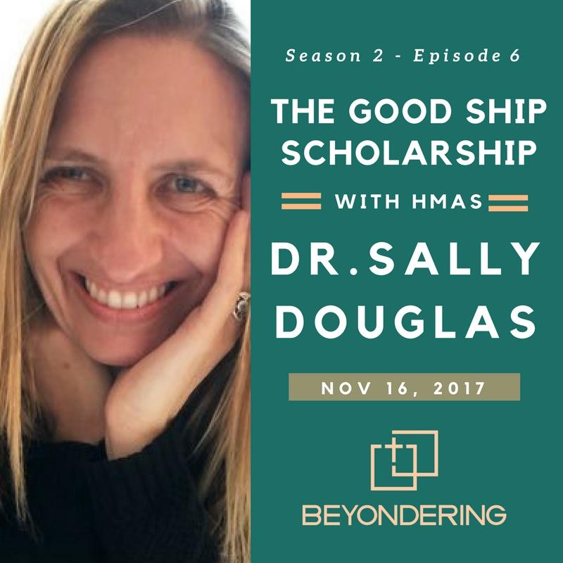 Episode 2.6– Sally Douglas