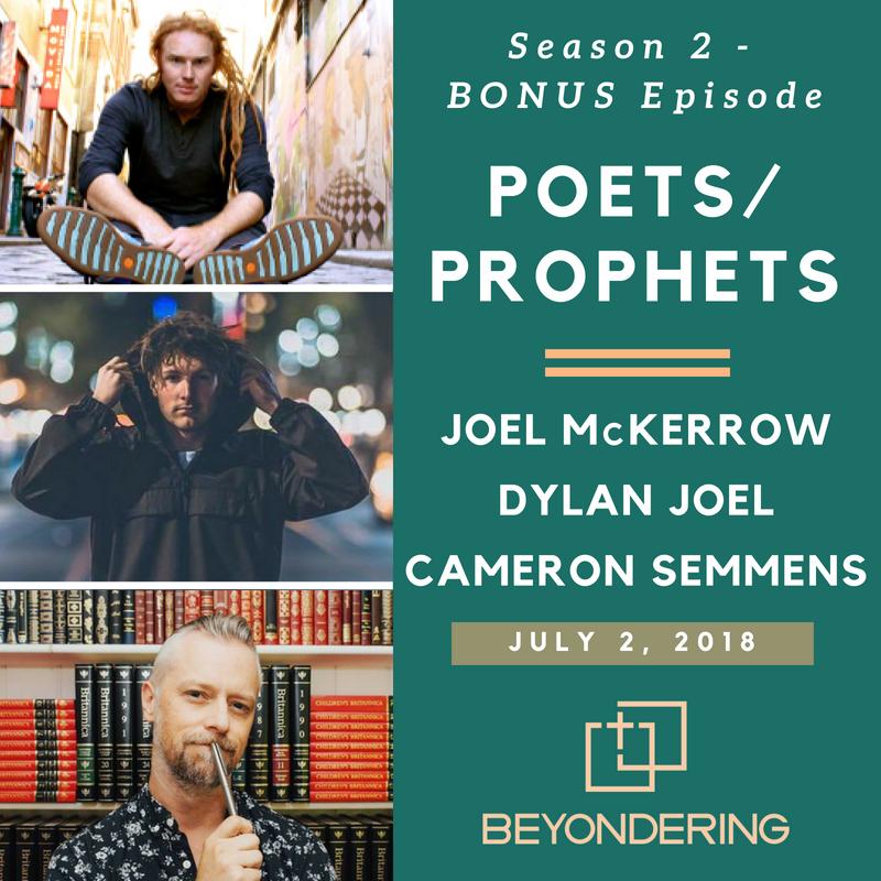 Episode Bonus – Poets/Prophets